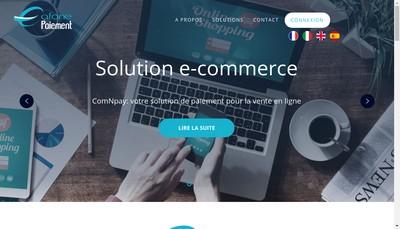 Site internet de Afone Paiement