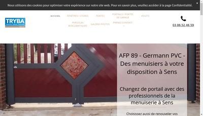 Site internet de Germann Pvc