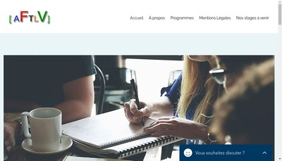 Site internet de Aftlv