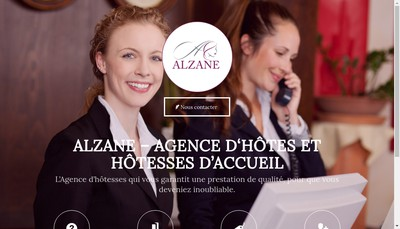 Site internet de Alzane