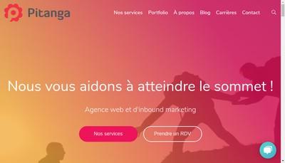 Site internet de Pitanga