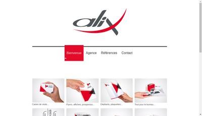 Site internet de Alix
