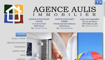 Site internet de Hotel Sorel Boulogne