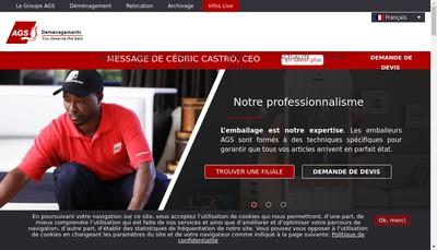Site internet de Demelor Levresse Metz