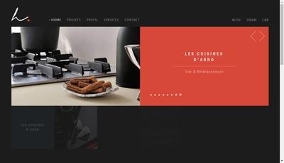 Site internet de Herve Augoyat