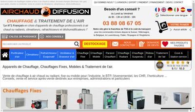 Site internet de Locashop