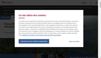 Site internet de Bm Support