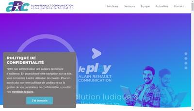 Site internet de Editions Ludicatif
