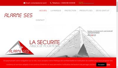 Site internet de Ses Developpement
