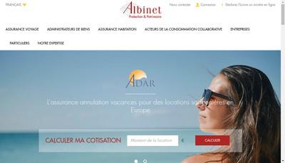 Site internet de Protection & Patrimoine