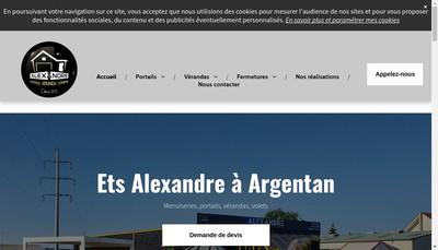 Site internet de Equip'Habitat