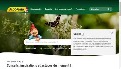 Site internet de Compo France