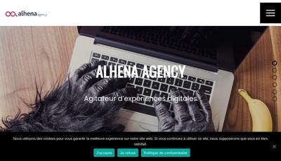 Site internet de Alhena