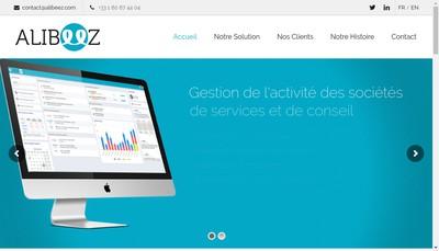 Site internet de Alibeez
