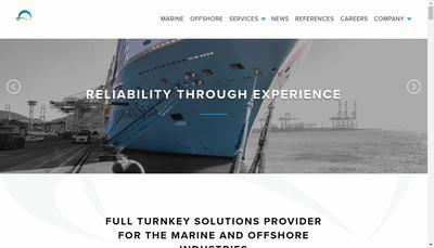 Site internet de Almaco Group SAS