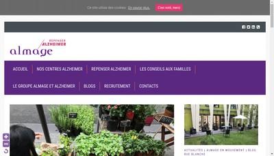 Site internet de Residence la Bruyere