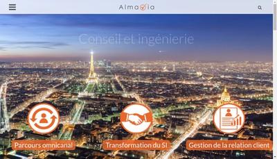 Site internet de Almavia