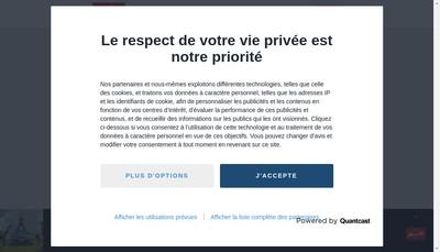 Site internet de Alouette