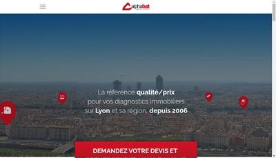 Site internet de Alphabat