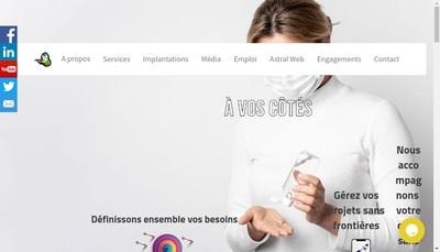 Site internet de Altea Services