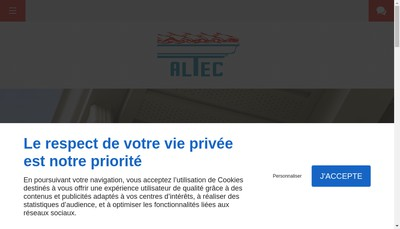 Site internet de Altec