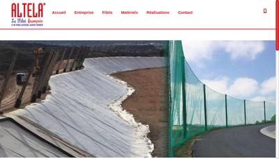 Site internet de Societe Financiere Altela