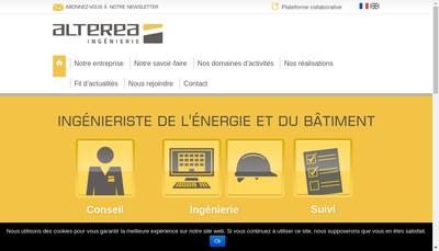 Site internet de Alterea