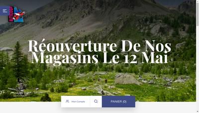 Site internet de Alticoop