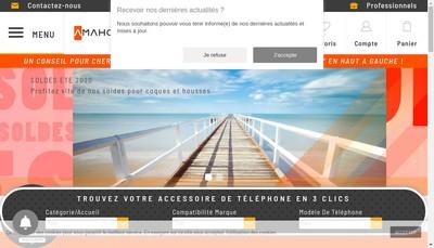 Site internet de Amahousse
