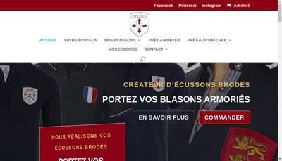 Site internet de Amalric