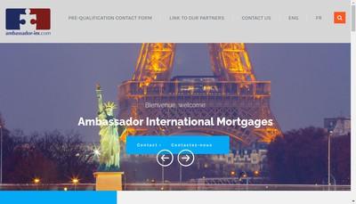 Site internet de Ambassador-Im
