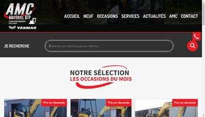 Site internet de Locatp