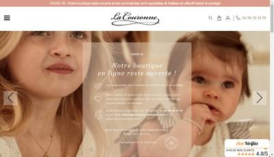 Site internet de Amg la Couronne Amg Diffusion