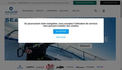 Site internet de Carp'O