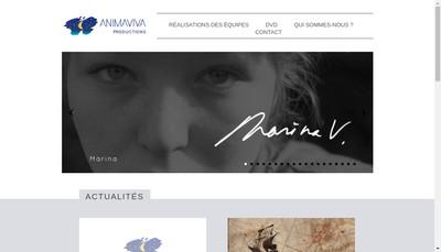 Site internet de Animaviva