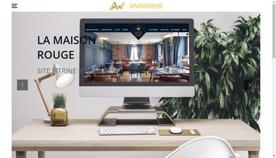 Site internet de Anim@Web - Alsace Terroir