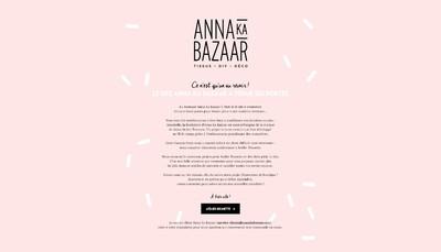 Site internet de Anna Ka Bazaar