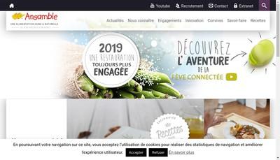 Site internet de Ansamble