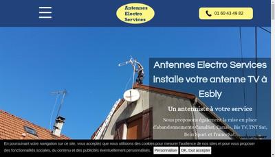 Site internet de AES