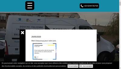 Site internet de Apcs Derrien