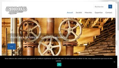 Site internet de Appols