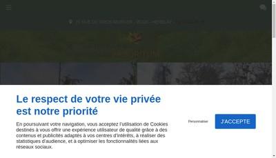 Site internet de Arboritum