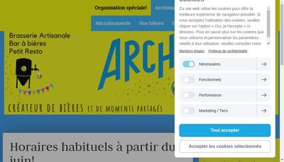 Site internet de Archimalt