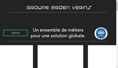 Site internet de Arden' Verins