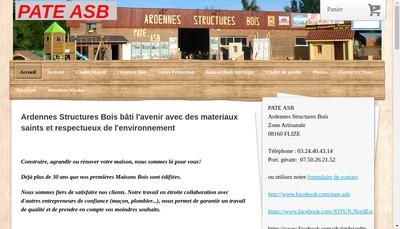 Site internet de Pate ASB