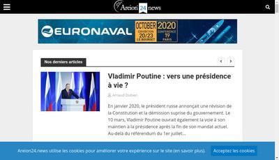 Site internet de Diplomatie