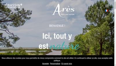 Site internet de Office de Tourisme