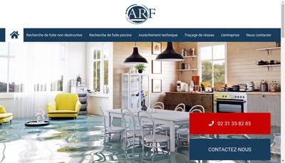 Site internet de Arf