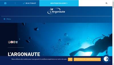 Site internet de Relais des Mousquetaires