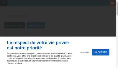 Site internet de Ariege Enduit Facades